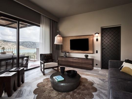 La Luxury Two Bedroom Family Suite