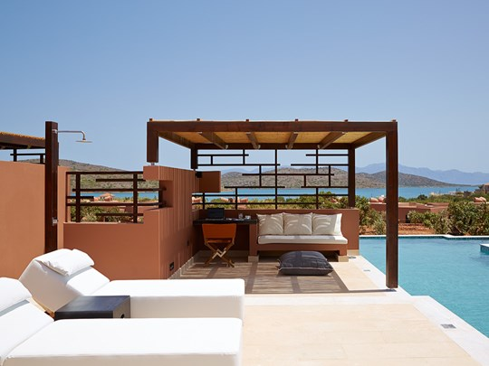 Domes Luxury Residence 3BR Private Pool
