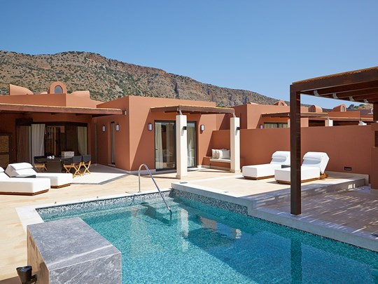 Domes Luxury Residence 4BR Private Pool