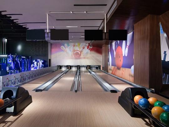 Profitez d'une séance de bowling