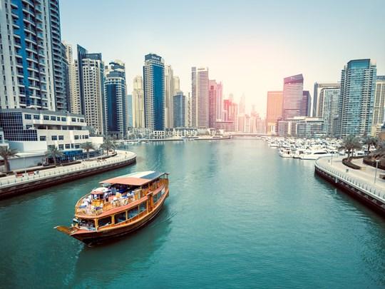 Séjour à Dubaï