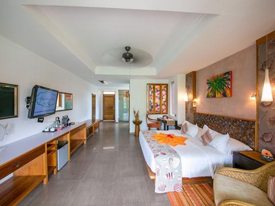 Superior Room du Duc de Praslin aux Seychelles