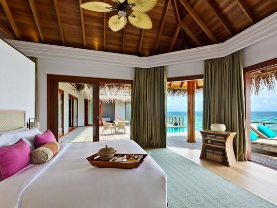 2 Bedroom Ocean Pavilion with Pool