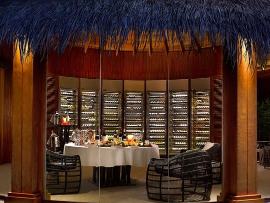 La cave à vin