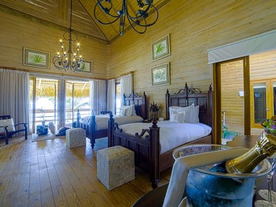Oceanfront Two Bedroom Bungalow