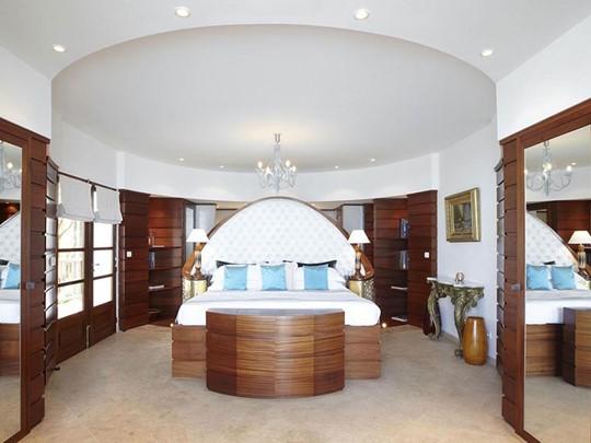 Garbo Suite de l'hôtel Eden Rock à St Barth