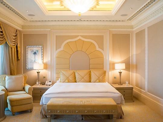 Khaleej Suite de l'hôtel Emirates Palace à Abu Dhabi