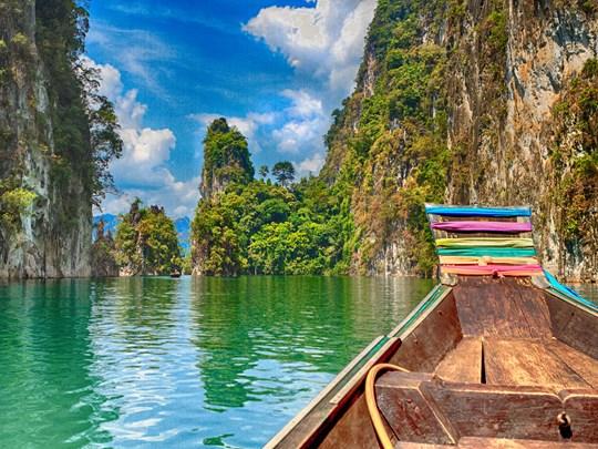 Embarquez à bord d'un bateau traditionnel