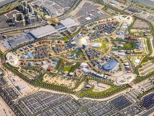 Visitez l'Expo Universelle de 2020