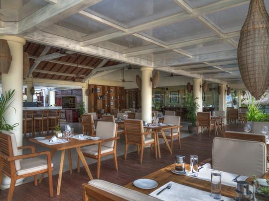 Le restaurant Ana Beach House de l'hôtel Evason