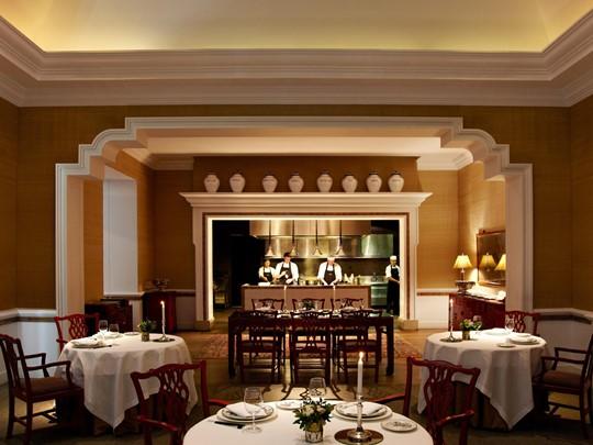 Restaurant Kabuki Raw du Finca Cortesin en Espagne