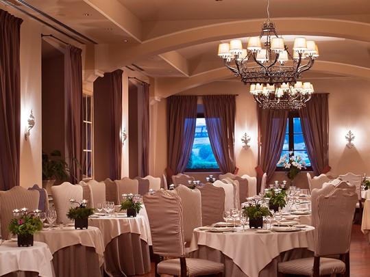 Cuisine italienne authentique au restaurant Ferdinando I du Fonteverde