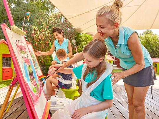 Activités ludiques pour les petits