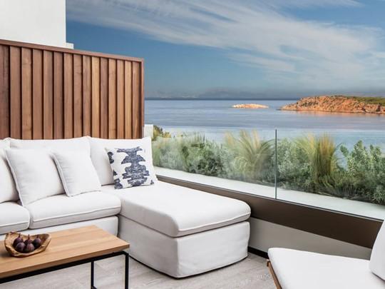 Arion Panoramic Sea-View Suite
