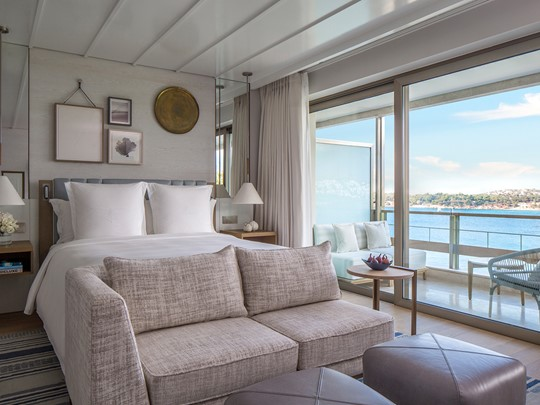 Arion Sea-View Room
