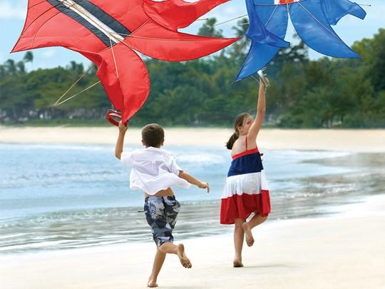 Activités pour enfants au Four Seasons Jimbaran