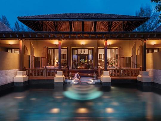 Three Bedroom Family Garden Villa with Pool