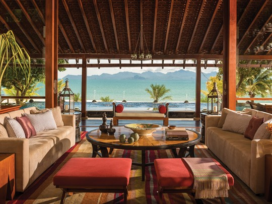 Two Bedroom Royal Beach Villa with pool