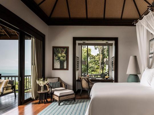 Deluxe One Bedroom Pool Villa du Four Seasons Koh Samui