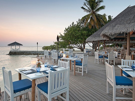 Restaurant Reef Club