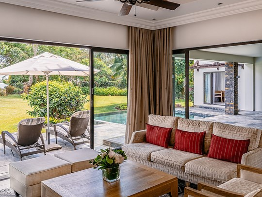 Five Bedroom Deluxe Residence Villa