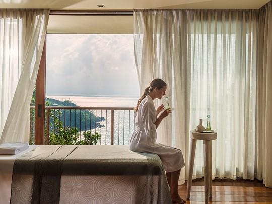 Détente et bien-être au spa du Four Seasons Resort