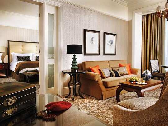 One Bedroom Suite du Four Seasons Singapore