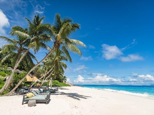 L'île compte sept magnifiques plages
