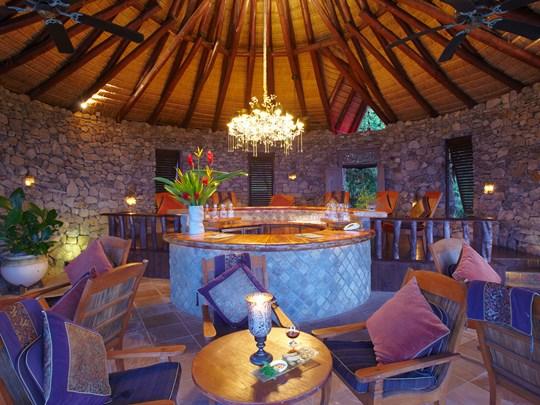 Le restaurant Fregate House
