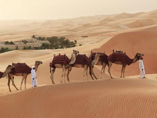 Permettez vous une escale dans le désert pour vous éloigner du tumulte de la ville