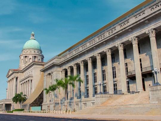 Le Musée national de Singapour