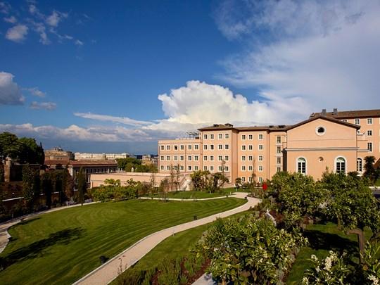 Séjour à l'hôtel Gran Melia Villa Agrippina