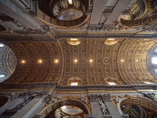 La Basilique Saint-Pierre, véritable prouesse architecturale
