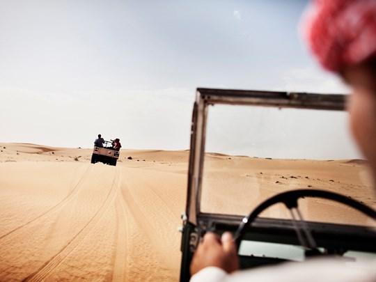 Partez pour une expédition au cœur du désert !