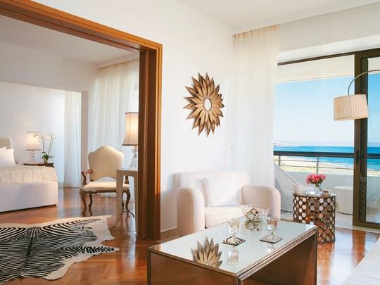 Palace Luxury Suite Panoramic Sea View