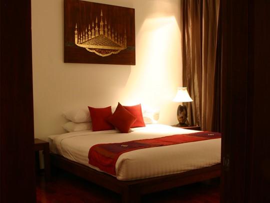 Suite Deluxe du Green Park Boutique Hotel à Vientiane