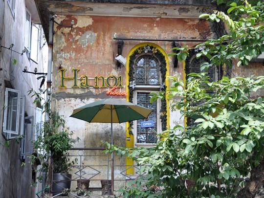 Séjour à Hanoï