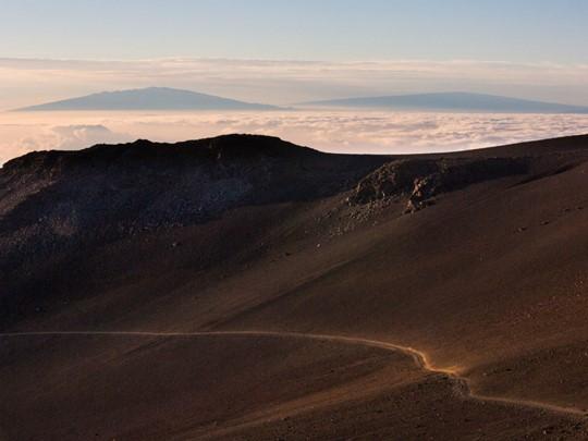 Les superbes volcans de Big Island