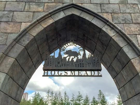 Découvrez le village d'Harry Potter aux Universal Studios de Los Angeles !