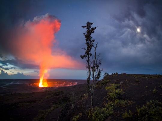 Découvrez le Volcanoes National Park à Big Island