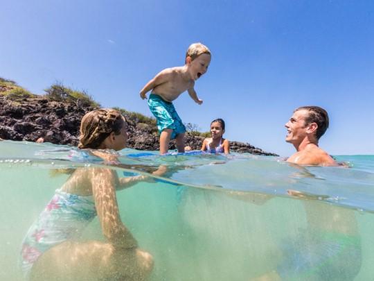 Profitez d'instants inoubliables en famille à Hawaï