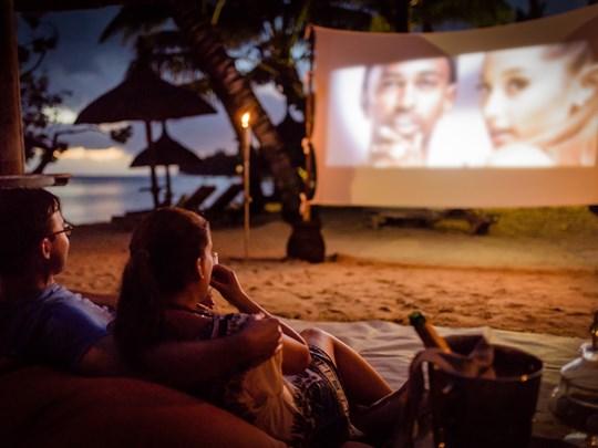Le cinema en plein air