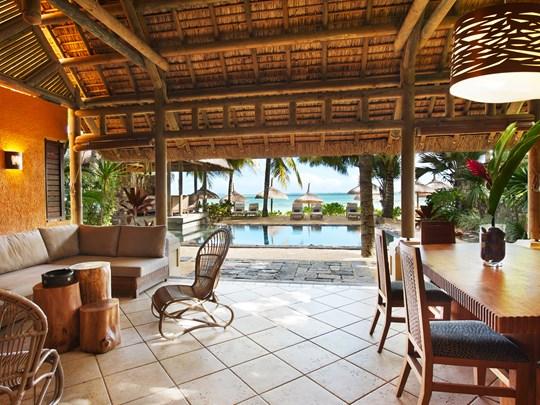 Heritage Villa Beach Front