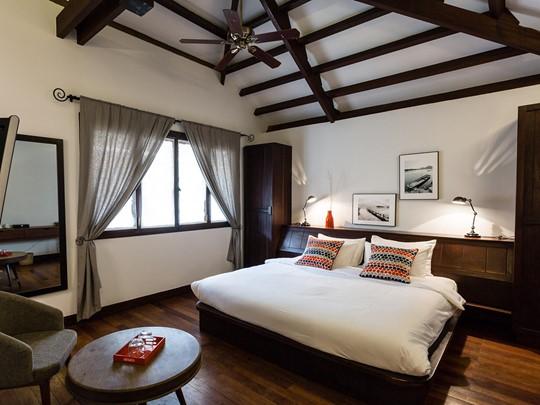 Classic Room de l'hôtel Heritage Suites au Cambodge