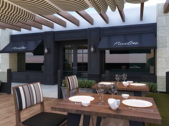 Le restaurant italien Piccolino