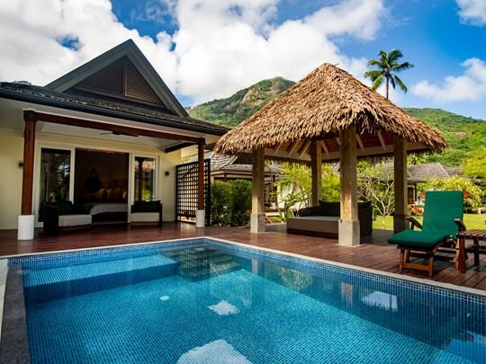 King Garden Oasis Family Pool Villa