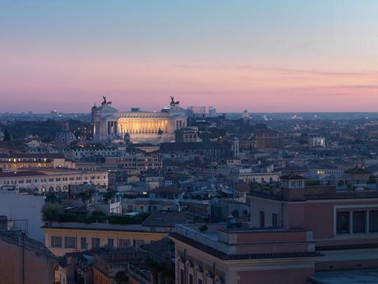 Découvrez les monuments de Rome