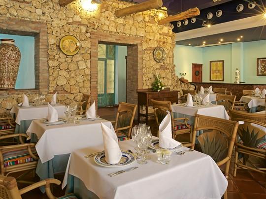 Découvrez les saveurs du Mexique au restaurant La Hacienda