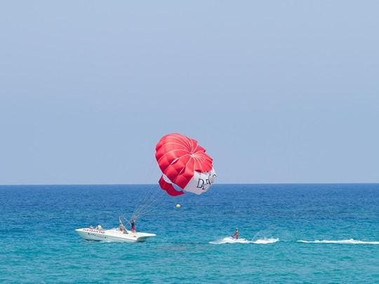 Profitez des nombreuses activités nautiques de l'Ikaros
