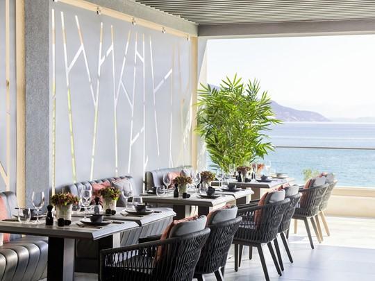 Le restaurant Anaya